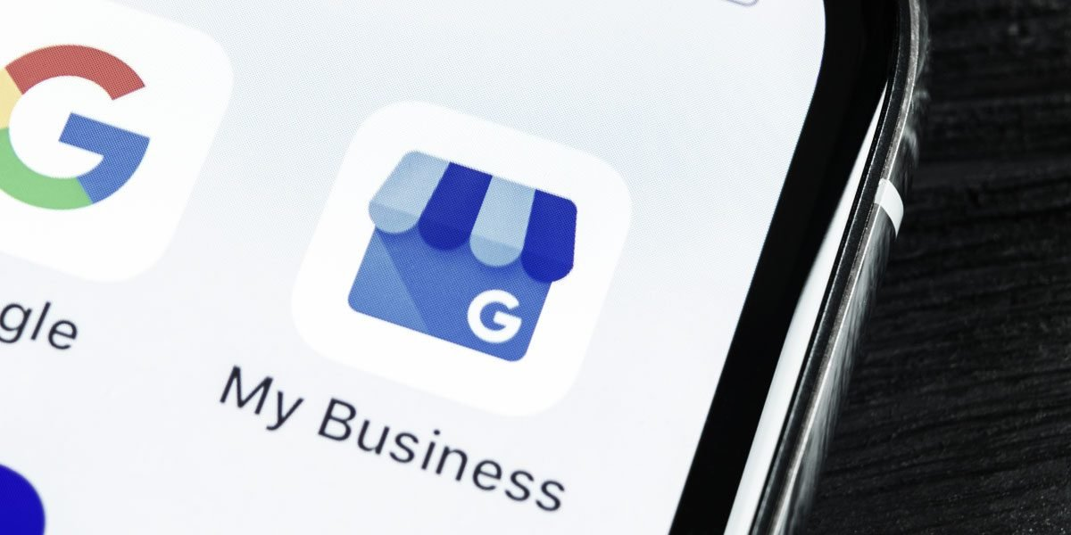google my business setup